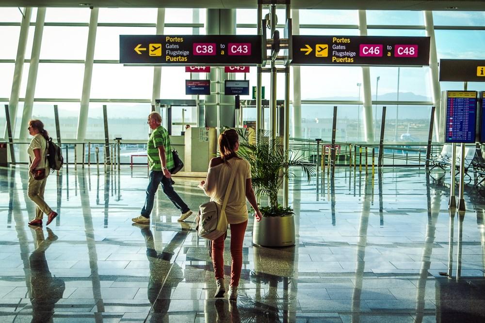 Mallorca-Flughafen-Palma-PMI-Terminal-C-Gate