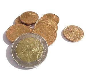 Euro-Trinkgeld-Mallorca