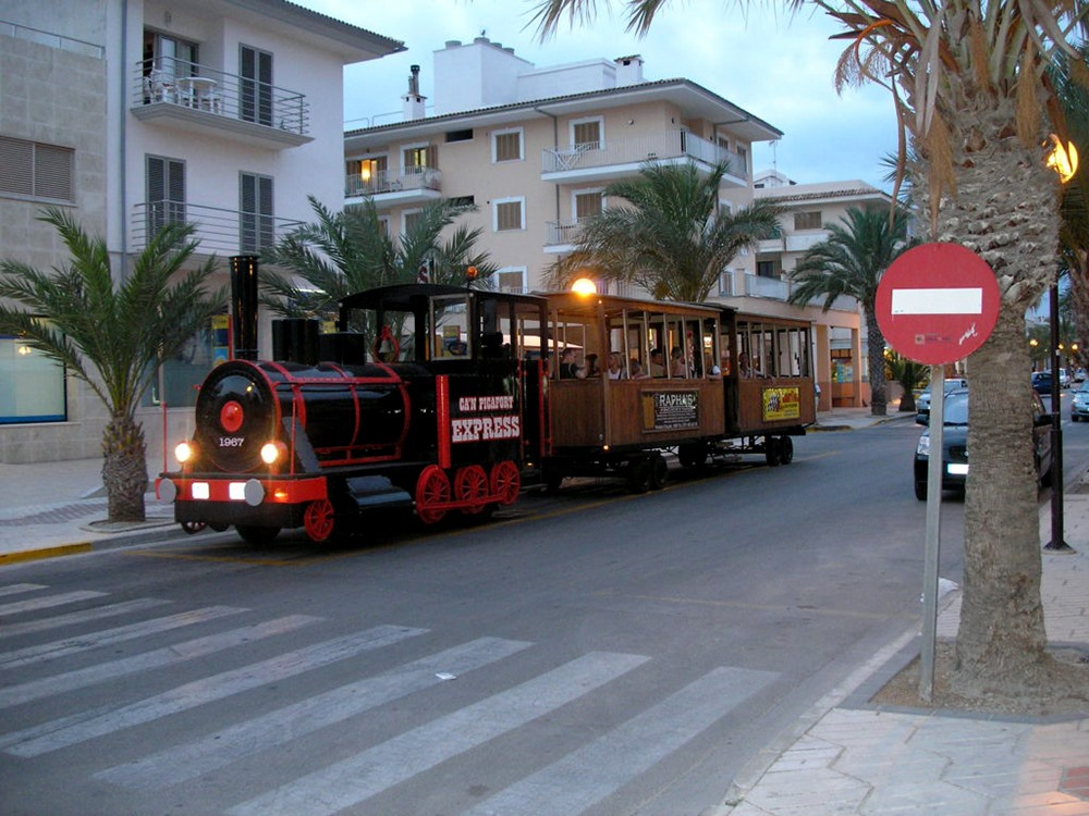 Mallorca-Can-Picafort-Express
