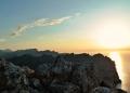 Mallorca-Cap-Formentor-Sonnenuntergang-Berge-Meer-Sonne-120x86