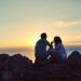 Mallorca-Cap-Formentor-Sonnenuntergang--Paar