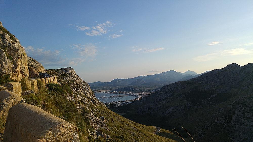 Mallorca-Cap-Formentor-Sonnenuntergang-Port-Pollenca-Serpentinen