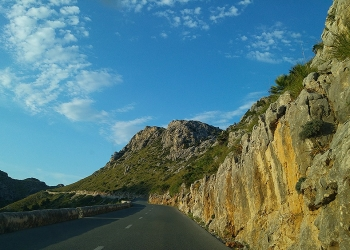 Mallorca-Cap-Formentor-Sonnenuntergang-Serpentinen