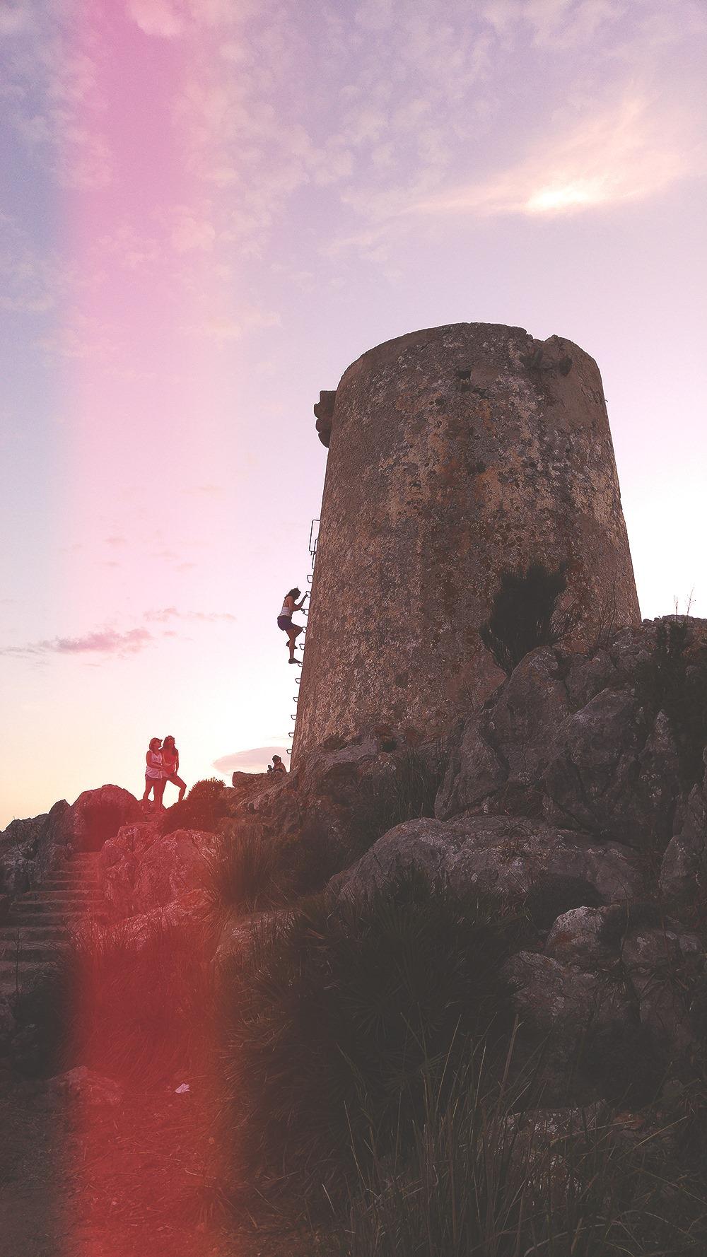 Mallorca-Cap-Formentor-Sonnenuntergang-Talaia-dAlbercutx-Klettern