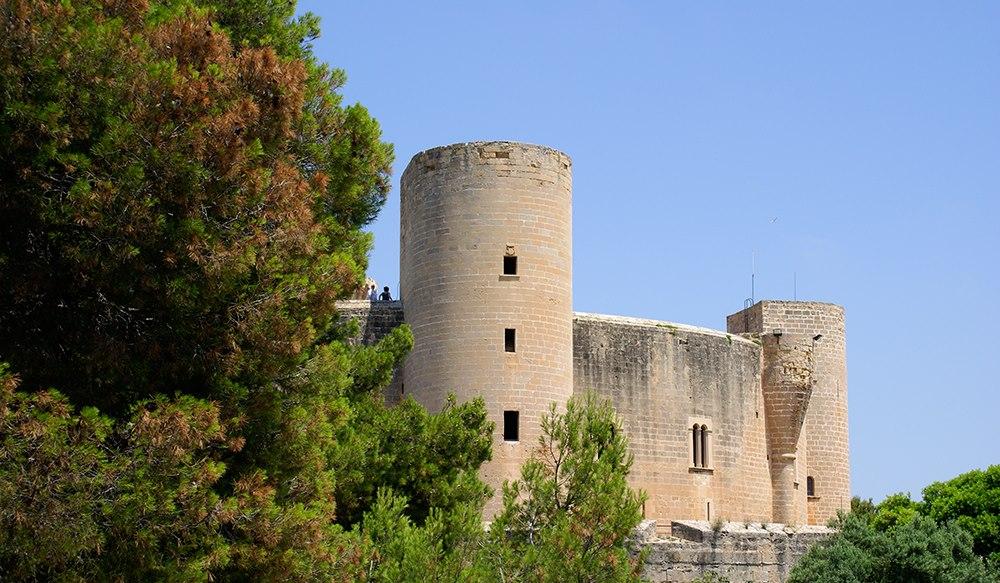 Mallorca-Castell-de-Bellver-Palma