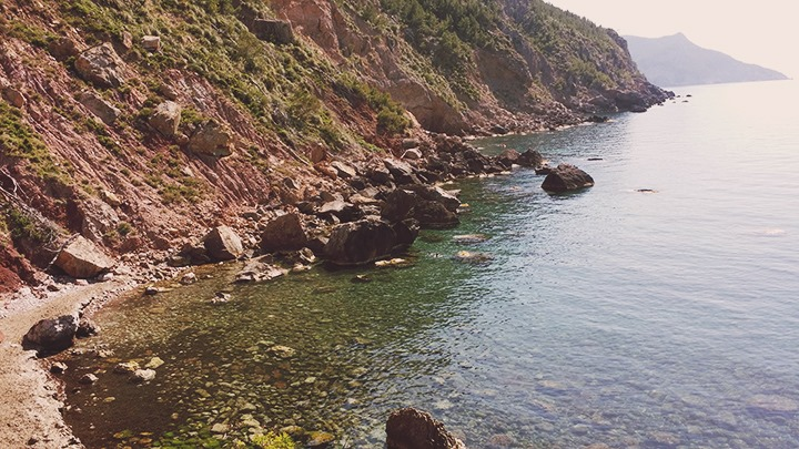 Mallorca-Port-de-Valldemossa-Felsen