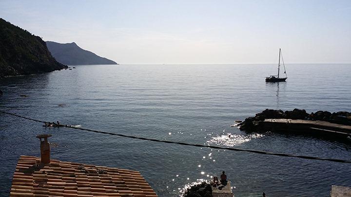 Mallorca-Port-de-Valldemossa-Hafen-Boot