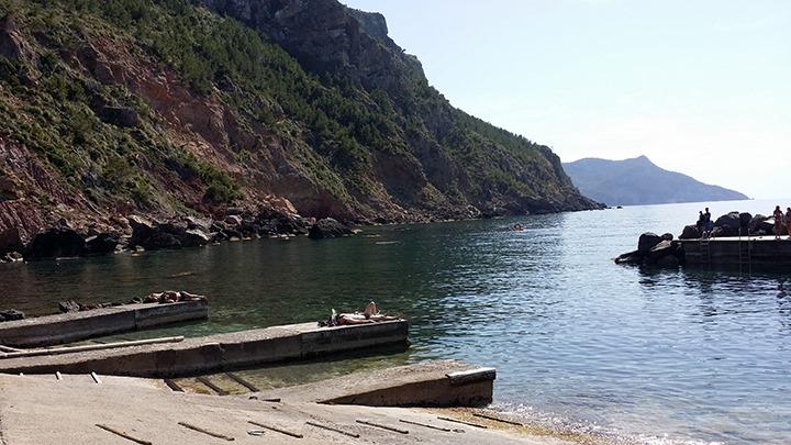 Mallorca-Port-de-Valldemossa-Hafen