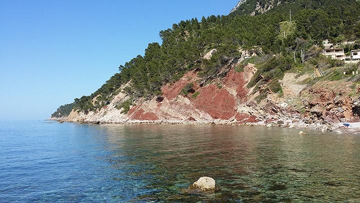 Mallorca-Port-de-Valldemossa-Strand-Meer