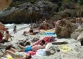 Mallorca-Calo-des-Moro-Strand-Meer-Menschen-Baden-2-120x86