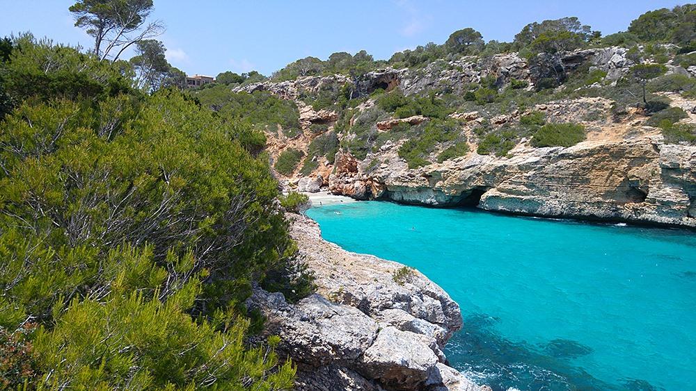 Mallorca-Calo-des-Moro-Strand-Meer