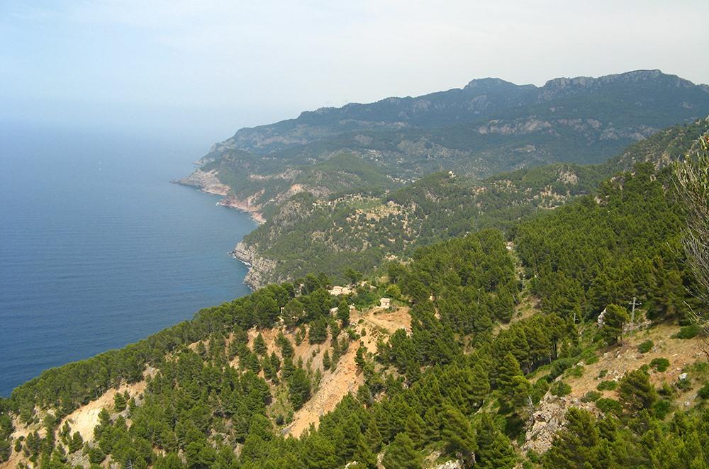 Mallorca-Mirador-Ricardo-Roca-Treppe-Ausblick
