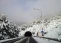 Mallorca-Winter-Schnee-Autobahn-Tunnel-120x86