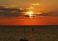 Mallorca-Porto-Cristo-Sonnenaufgang-Meer-Segelboote-120x86