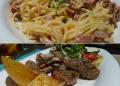 Mallorca-Restaurante-Mirador-Na-Foradada-Essen-Spaghetti-Lammkotlett-120x86