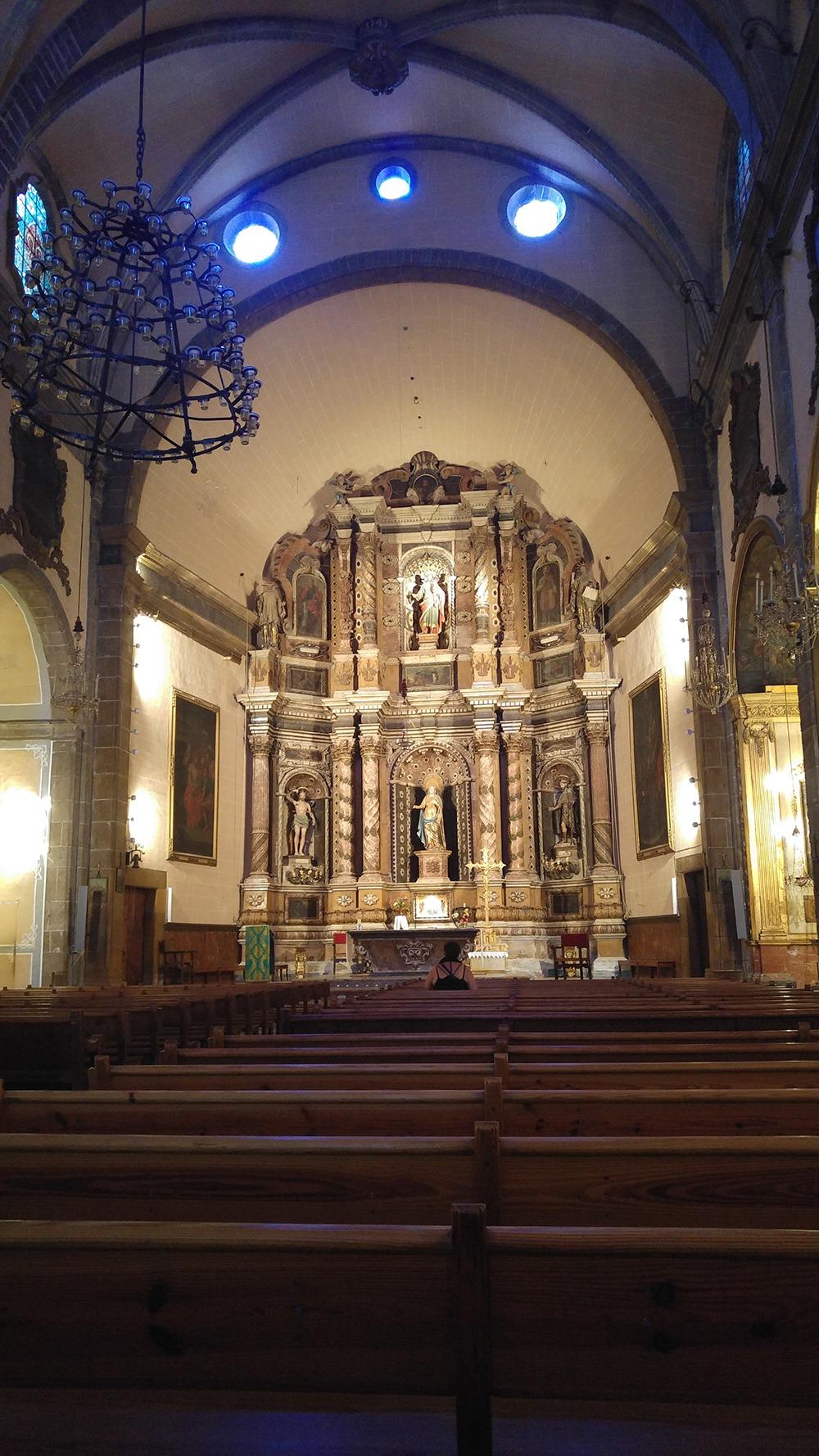 Mallorca-Markttag-Alaro-Pfarrkirche-Sant-Bartomeu-2
