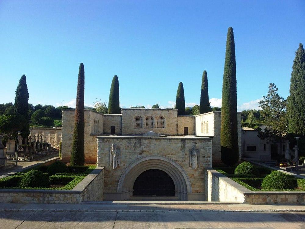 Mallorca-Palma-Friedhof-Der-Zentralfriedhof-in-Palma