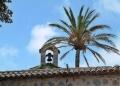 Mallorca-Ermita-de-la-Trinitat-Palme-Glocke-120x86