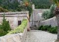 Mallorca-Ermita-de-la-Trinitat-Palmen-Nebel-120x86