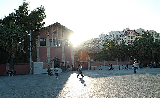 Mallorca-Palma-Markthalle-Mercado-Gastronomico-San-Juan-Eingang