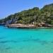 Mallorca-Cala-Llombards-Meer-Felsen-Baden-Natur