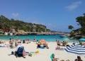 Mallorca-Cala-Llombards-Strand-Menschen-Meer-120x86