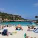 Mallorca-Cala-Llombards-Strand-Menschen-Meer