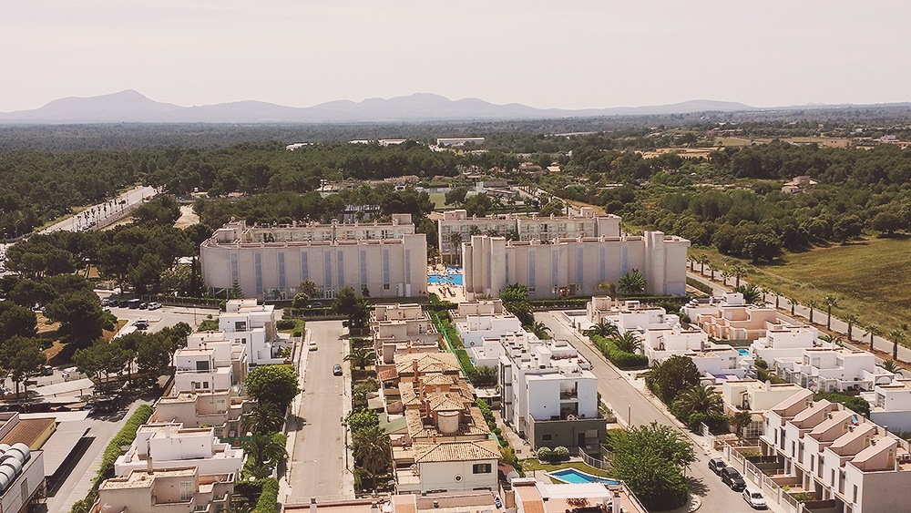 Mallorca-Can-Picafort-Aussicht-Berge-2