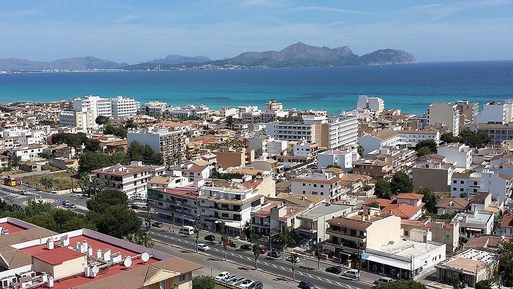 Mallorca-Can-Picafort-Aussicht-Meer-1