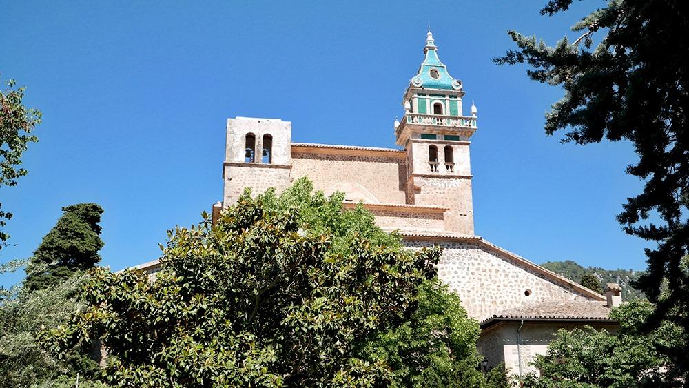 Mallorca-Kartause-von-Valldemossa