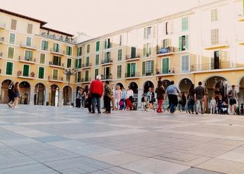 Palma-de-Mallorca-Placa-Major
