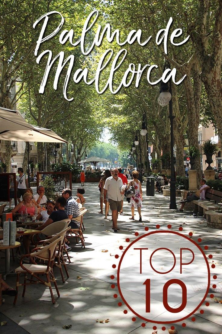 Die top 10 sehensw rdigkeiten in palma de mallorca we - Muebles baratos palma de mallorca ...