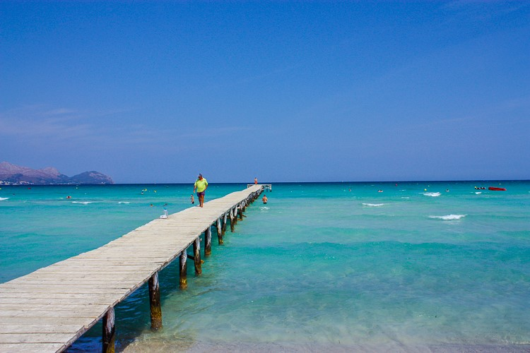 Mallorca-Playa-De-Muro-Steg