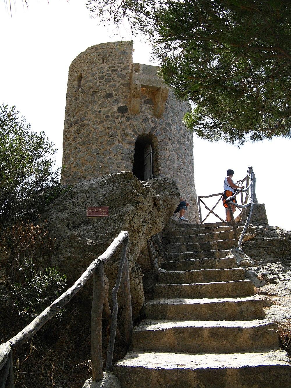 Mallorca-Wachturm-Mirador-Torre-del-Verger-2