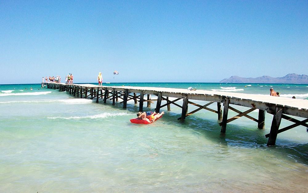 Playa-de-Muro-Steg