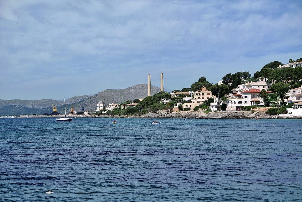 Mallorca-Alcanada-Strand-Blick-Alcudia