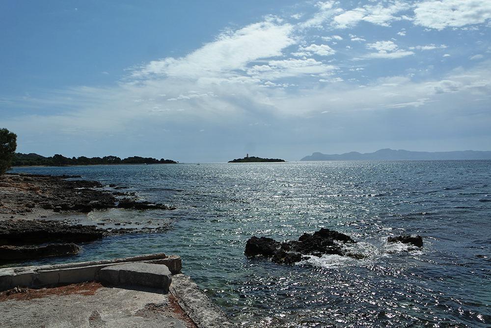 Mallorca-Alcanada-Strand-Leuchtturm-3