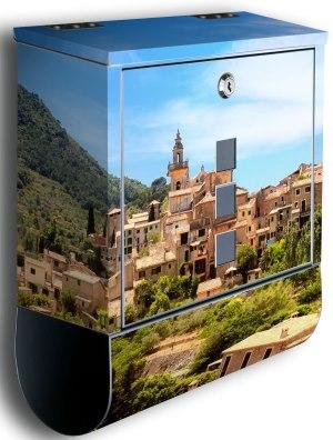 Mallorca-Briefkasten