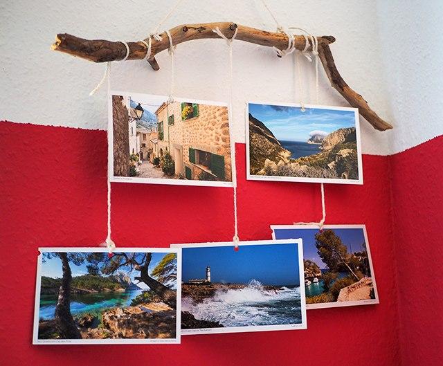Mallorca-Geschenk-Basteln-Karten-Ast