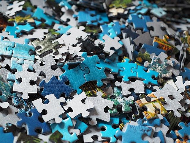 Mallorca-Geschenk-Puzzle