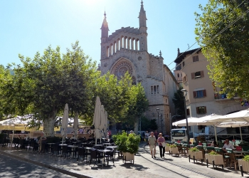 Mallorca-Soller-St-Bartholomaeus