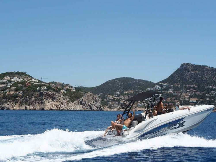 Mallorca Bootsfahrt Yacht Boat Charter
