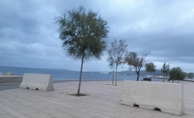 Es Molinar Mallorca Anti Teror Beton