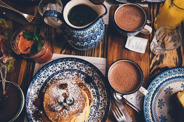 Heisse-Schokolade