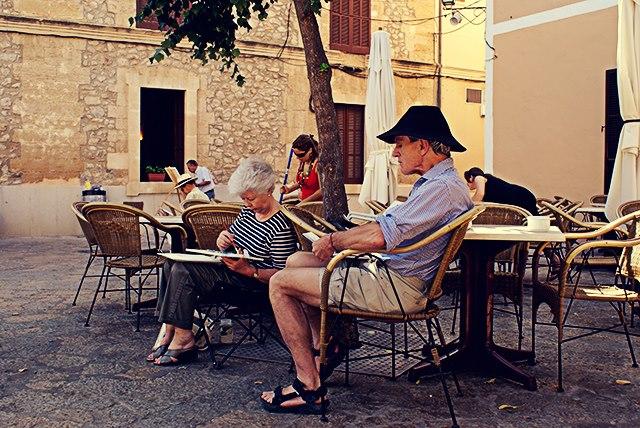 Mallorca-Ruhe-Malen
