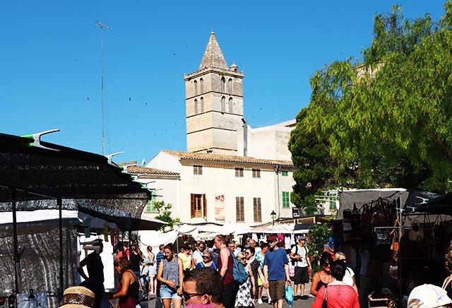 Arta-Markt-Mallorca