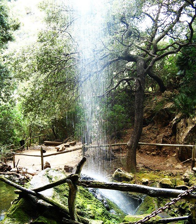 Galazo-Wasserfall