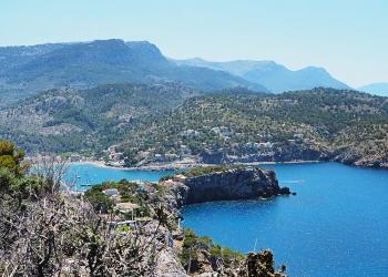 Torre Picada: Nirgendwo ist die Aussicht auf Port de Sóller schöner