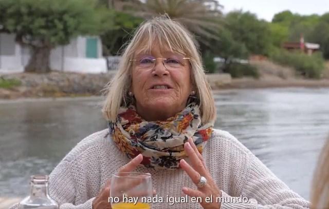 Die deutsche Auswanderin Britta hat ihr Herz an Menorca verloren | Turisme IllesBalears/Twitter