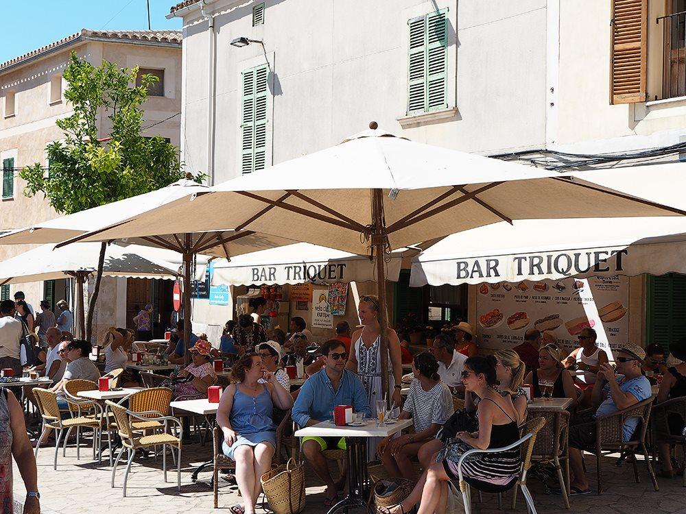 Wochenmarkt-Sineu-Mallorca